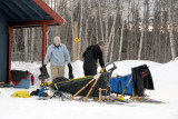 Packing The Sleds for the Re-Start