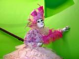 carnaval vénitien braine l'alleud - JOELLE