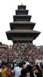 Aujourd'hui c'est le nouvel an népalais