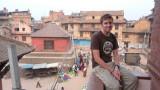 Bhaktapur de notre balcon