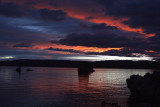 Pre-Dawn Light, Mono Lake
