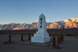 Memorial, Manzanar, CA #2