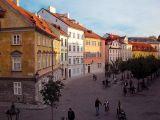 Prague street (Mala Strana)