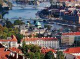 Prague downriver