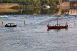 Boats on the Vltava