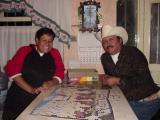 Dora Quezada and her Husband