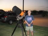 Central Arizona College Astronomy Night - 2012