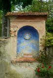 Outside San Gimignano