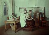 HOPITAL DE BLIGNY  photos de 1900 à 1930