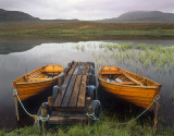 Moored Loch Awe