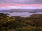Sunrise Conic Hill