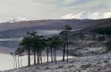 Winter Loch a Chroisg