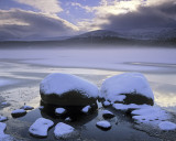 Chilled Loch Morlich