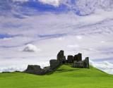 Duffus Castle.