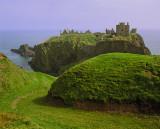 Dunottar Castle spring