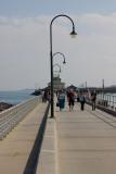 3696 - 15:02 A Stroll Along St Kilda Pier