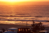 11863 Sunrise Over The Bondi Beach Car Park