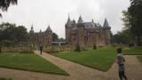 kasteel en tuin