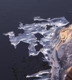 Grillige ijsvormen