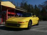 1995 Turbo MR-2 Nov. 2006