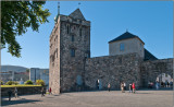 Rosenkrantz Tower and Bergenhus Fortress, Bergen, Norway