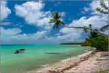 Fanning Island Beach