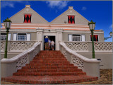 Entrance to the Curacao Museum