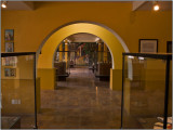 Downstairs, the Curacao Museum