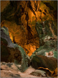 Rock Formations in the Hato Caves