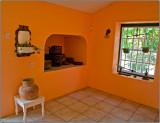 A Kitchen Exhibit at Chobolobo Mansion, Senior & Co., Curacao