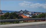 Cruise Ships at Dock as Seen From the Queen Juliana Bridge