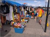 Souvenir Vendors, Willemstad, Curacao