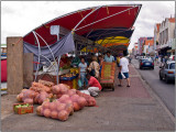 The Floating Market of Curacao