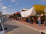 The Floating Market along the Sha  Caprileskade