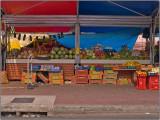 Floating Market Produce