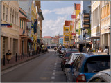 Downtown Willemstad, Curacao