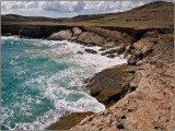 The Collapsed Natural Bridge of Aruba