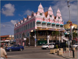 An Oranjestad Shopping Center