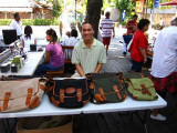 Tantra selling bags