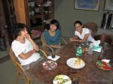 Donna, Gemala & Diatri