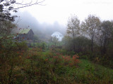Misty October