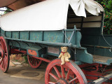 Go back to 1938 with the Ox-Wagon
