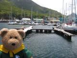I am a fantastic crew member on a boat … .. !
