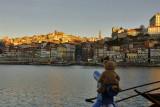 My first sunrise in Portugal!