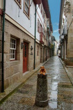The main street of the Middle Ages