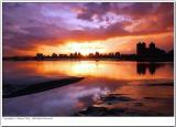 Twilight . DaDaoCheng Wharf  ¡i±¡°g¤j½_ÑL¡j