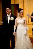 CHRISTINE AND HERMAN'S WEDDING