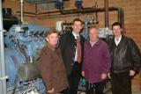 Biogasanlage Lanzenkirchen in Betrieb