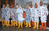 Makenball Lanzenkirchen 2006: Vogelgrippe