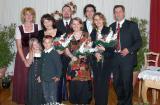 Serenade zum Muttertag, Lilienhof, 13. Mai 2006